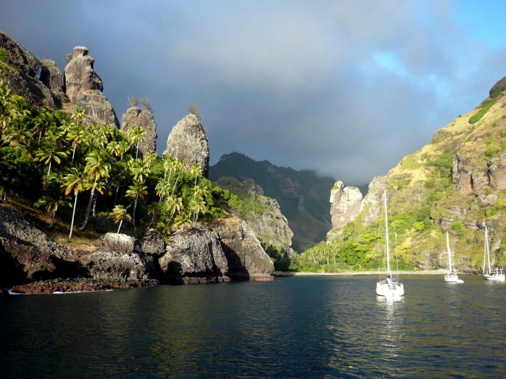 Sailing the Marquesas | Andreas Julseth